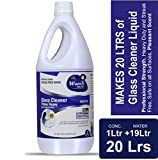 WaveX Glass Cleaner Liquid Prime Heavy Blue Concentrate - 1 L