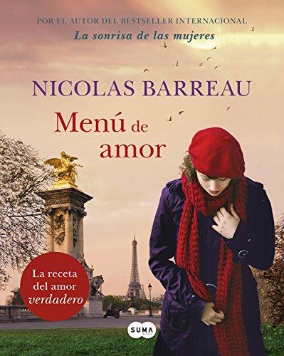 Menú de amor, Nicolas Barreau 51TOvrNBAnL