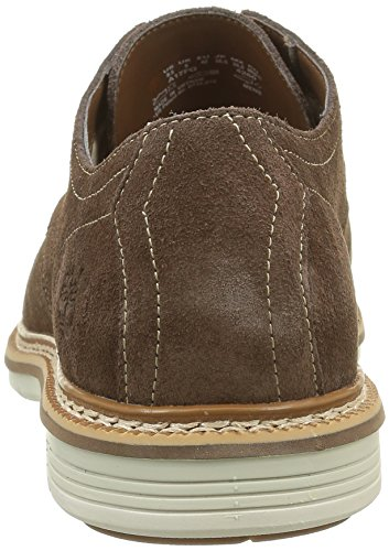 Timberland - Naples Trail Oxford Potting Soil, Scarpe stringate Uomo Marron (Potting Soil)