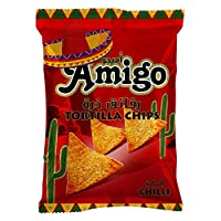 Amigo Tortilla Chips Chilli - 100 gm