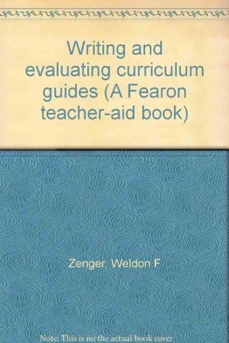 ng curriculum guides (A Fearon teacher-aid book) ()