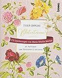 Sticker-Sammlung »Blütenträume«: 170 Zeichnungen von Maria Sibylla Merian