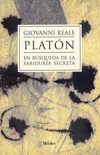 Platón: En busca de la sabiduría secreta