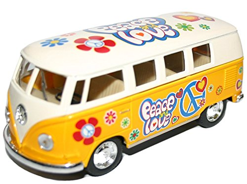 boys-boy-child-children-hippy-mobile-yellow-flower-power-vw-t1-bus-1963-model-car-vehicle-with-pull-