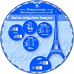 French verb wheel (Verbes irr�guliers...