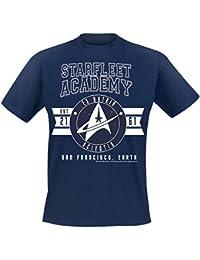 Star Trek Ex-Astris Scientia T-Shirt Navy
