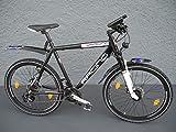 26 Zoll Alu MTB Fahrrad 21 Gang SHIMANO Nabendynamo STVZO Disc