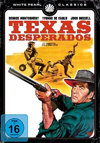 Texas Desperados - Original uncut Kinofassung