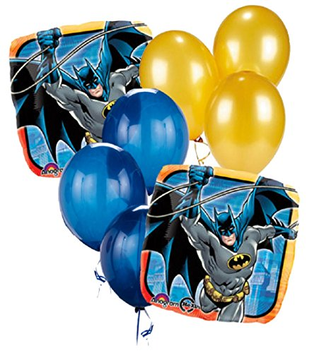 Amscan International - Globos Batman (2901701)