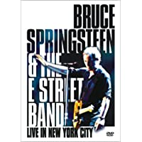 DVD-Live in New York City