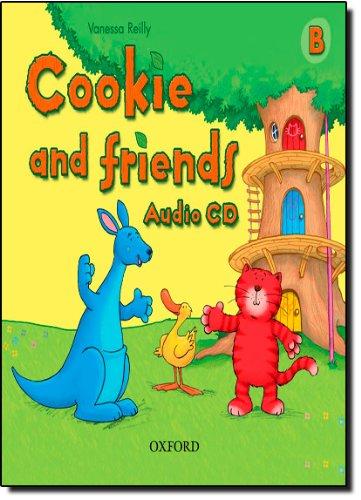 Cookie and Friends: B: Class Audio CD por Vanessa Reilly