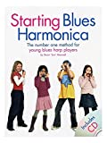 Starting Blues Harmonica. Für Mundharmonika