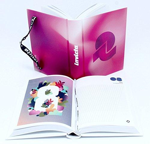 Seven Diario Pocket 16M Fucsia Way Invicta