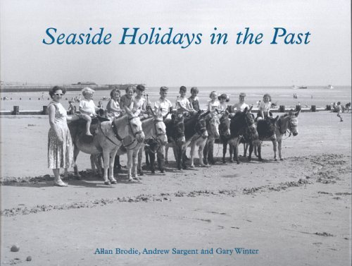 Seaside Holidays In The Past by Brodie, Allan, Sargent, Andrew, Winter, Gary (2005) Hardcover