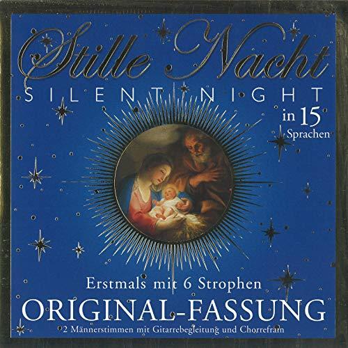 Stille Nacht in 15 Sprachen Stille Nacht Musik