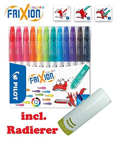 pilot-4144s12-pennarelli-frixion-colors-cancellabile-set-da-12-12er-pack-eraser-radierer-1