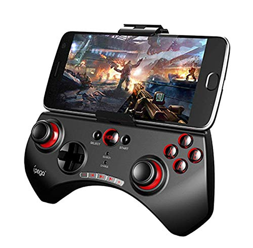 Microware New Ipega Bluetooth Controller PG-9025 Android Wireless Game Controller Gamepad Joystick for iPhone /iPod /iPad /Samsung /HTC /MOTO /Android Phone /Tablet PC