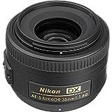 Nikon AF-S DX Nikkor 35mm 1:1,8G Objektiv (52mm Filtergewinde) - 8