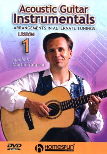 ACOUSTIC GUITAR INSTRUMENTALS 1 REINO UNIDO DVD