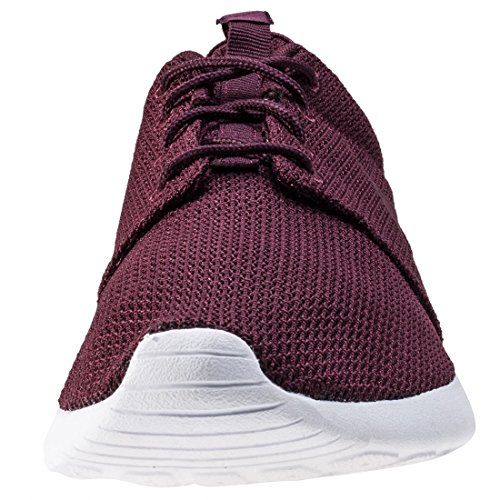 Nike Herren 511881-605 Turnschuhe Weinrot