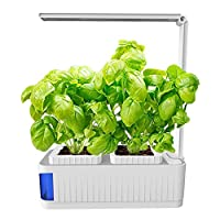 Thank you for buying this product, how can we use it here Fill water into water level put planting pods into basin. Adjust LED light angle to the corrcet line Last Connect adaptor. Also you can transplant some plant with soil into pods directly. But ...