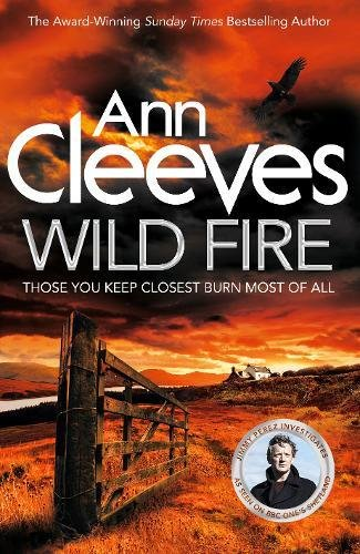 The Book Trail Wild Fire (Shetland - final) - The Book Trail