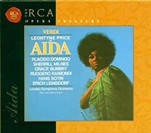 The RCA Opera Treasury - Aida
