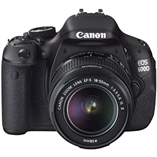 Canon EOS 600D - Cámara Réflex Digital 18.7 MP (Objetivos 18-55 IS Ii + 55-250 IS) (importado) (B004P8IX5C)   Amazon price tracker / tracking, Amazon price history charts, Amazon price watches, Amazon price drop alerts