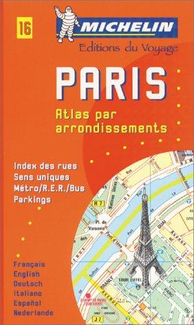 Paris Plan. Par arrondissement, spirale