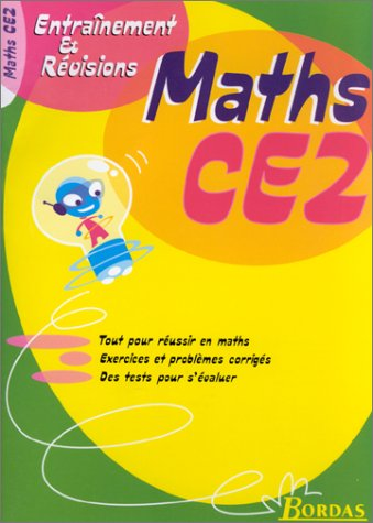 CAH.REVISION/MATHS CE2 CARREFOUR (Ancienne Edition)