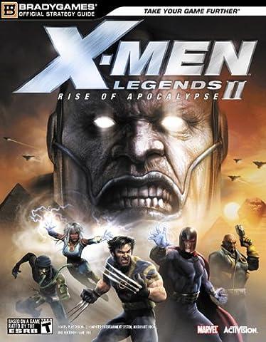 X Men Gamecube - X-Men? Legends II: Rise of Apocalypse Official