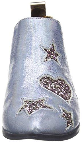 Irregular Choice Starlight Impress, Escarpins femme Bleu - Blue (Light Blue Multi)
