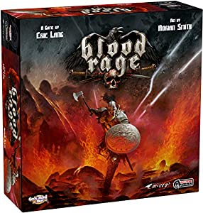 Cool Mini or Not! Blood Rage