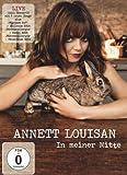 Annett Louisan - In meiner Mitte (+ Audio-CD) [2 DVDs] -