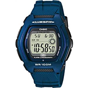 Casio Collection – Montre Homme Digital avec Bracelet en Résine – HDD-600C-2AVES