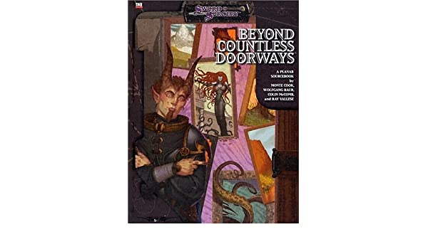 Beyond Countless Doorways (D20 Generic System)