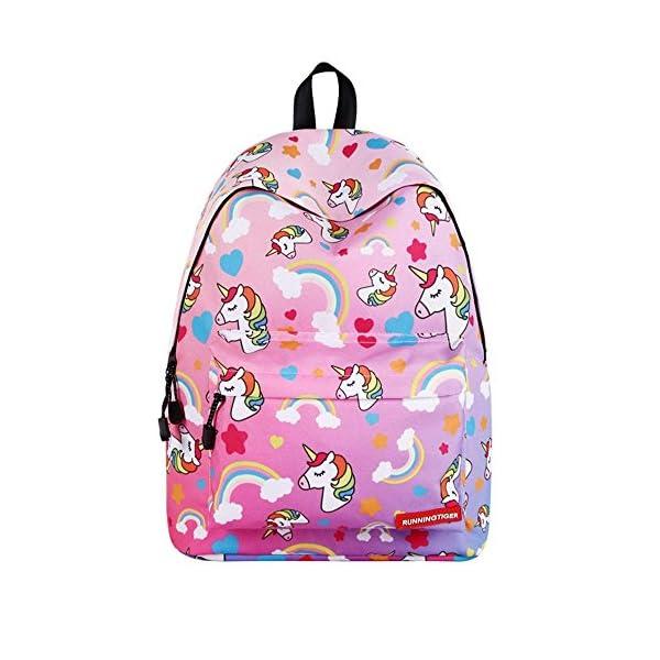 a6201ae811 Unicorn Schoolbag – Studenti delle scuole elementari e medie Unicorn ...