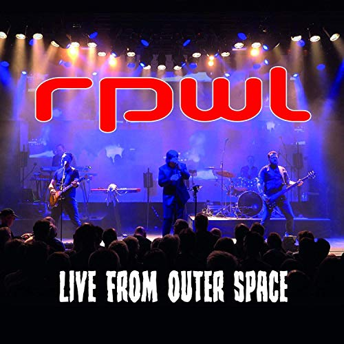 RPWL-Live from Outer Space (DVD)
