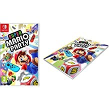 Super Mario Party + Cuaderno