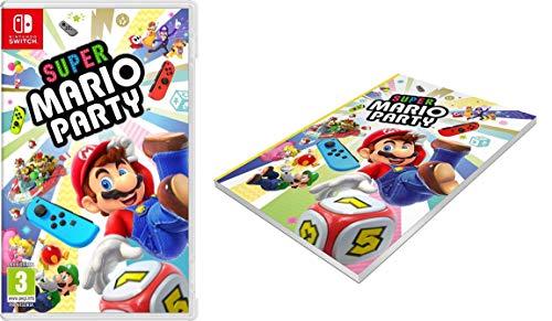 Super Mario Party   Cuaderno