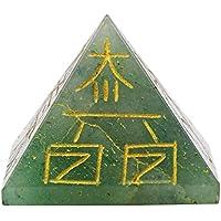 HARMONIZE Aventurine Stein Reiki Healing Kristall Symbol Pyramide-Energie-Generator preisvergleich bei billige-tabletten.eu