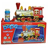 #10: Latest Happy Motion Papa Bubble Train With Light/Music/Sound/pumping out tons of bubbles/changing direction whenever it bumps into something