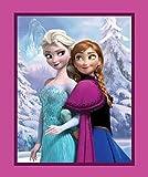 Disney Frozen/Anna und Elsa, Baumwolle, für