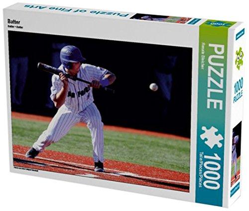 Batter 1000 Teile Puzzle quer (CALVENDO Sport) Preisvergleich