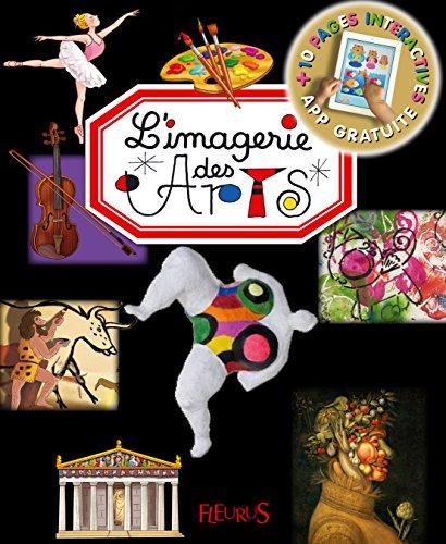 L'imagerie interactive des arts par Emilie Beaumont;Maire-Renée Guilloret
