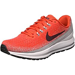 Nike Air Zoom Vomero 13, Zapatillas de Running para Hombre, Negro (Habanero Red/Deep Burgundy 601), 45.5 EU