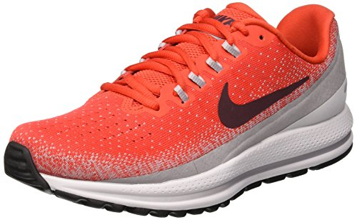 Nike Air Zoom Vomero 13, Zapatillas de Running para Hombre, Negro (Habanero Red/Deep Burgundy 601), 43 EU