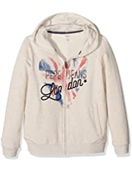 Pepe Jeans Angelica, Sweat-Shirt à Capuche Fille