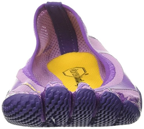 Vibram Five Fingers Entrada, Sneakers Femme, Noir Violet (Purple / Violet)