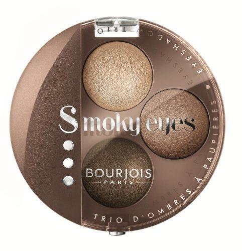 Bourjois Smoky Eyes Trio Eyeshadow Nude Ingenu